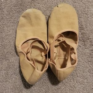 Bloch Slippers